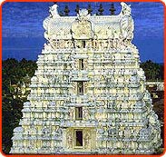 Jyotirlingas-Rameshwaram Temple